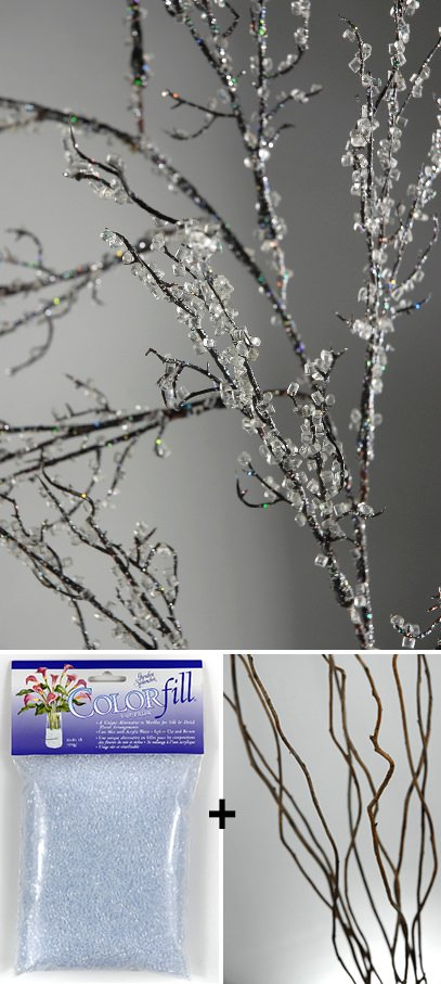 Branch decorations for home images
