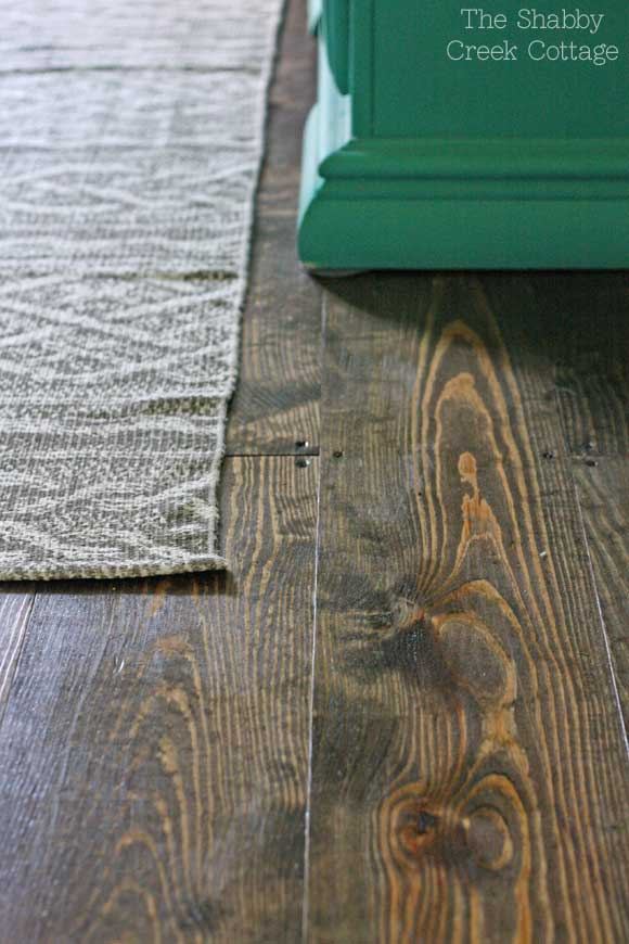 Do It Yourself Floors Decorating Your Small Space