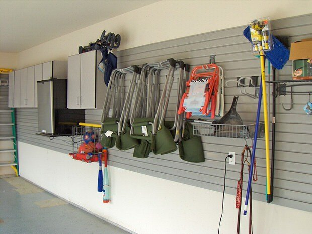 Garage Makeover Projects 9