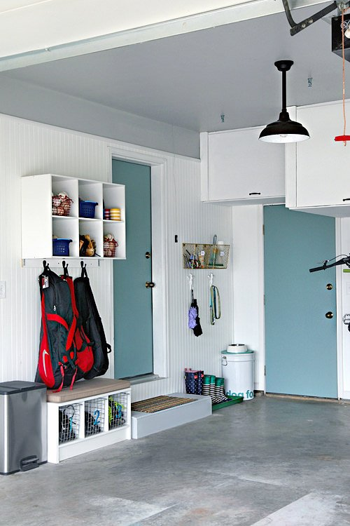 Garage makeover projects decorating your small space - Small space makeovers ideas ...