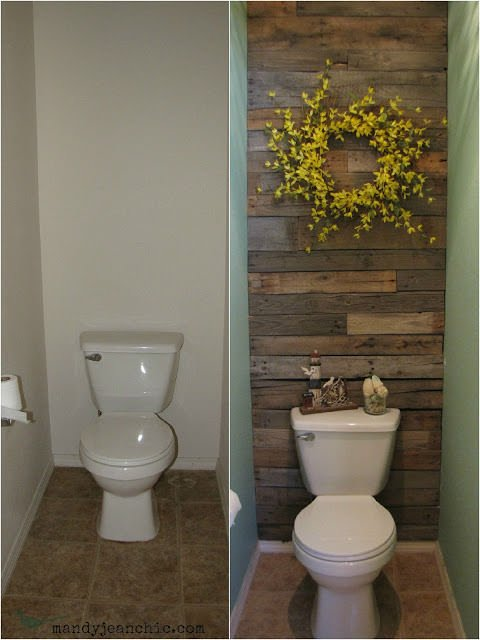 Toilet Room Makeover wm