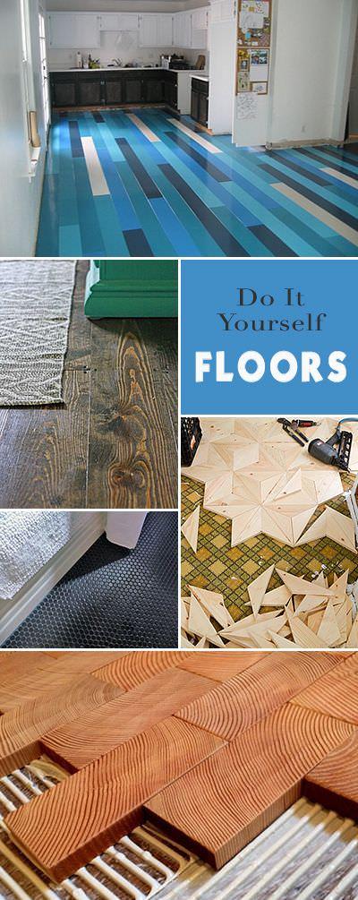 Do It Yourself Floors Ohmeohmy Blog