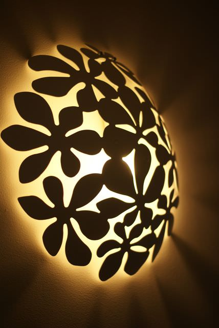 Diy sconce lights decorating your small space ikealamp2 701714 aloadofball Choice Image