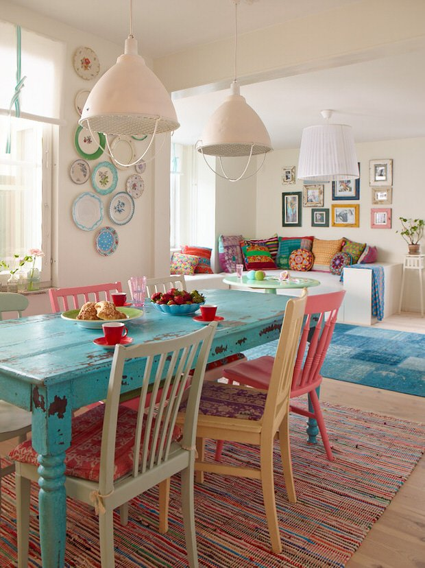 DIY Projects for a Bright and Cheery Home