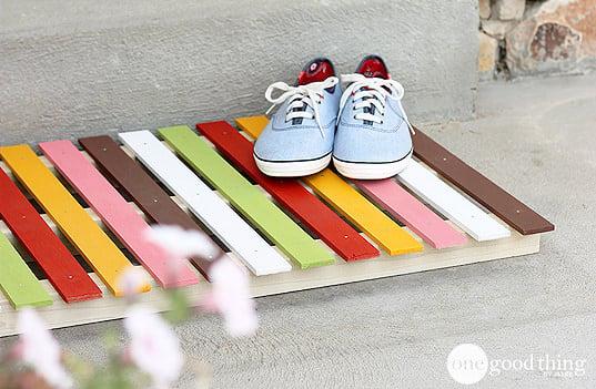 DIY-Doormat