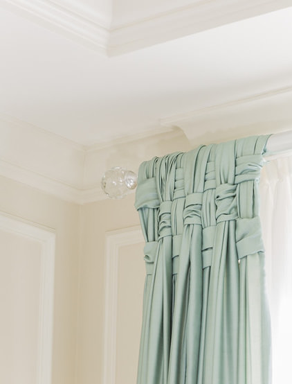 DIY drapes and curtains