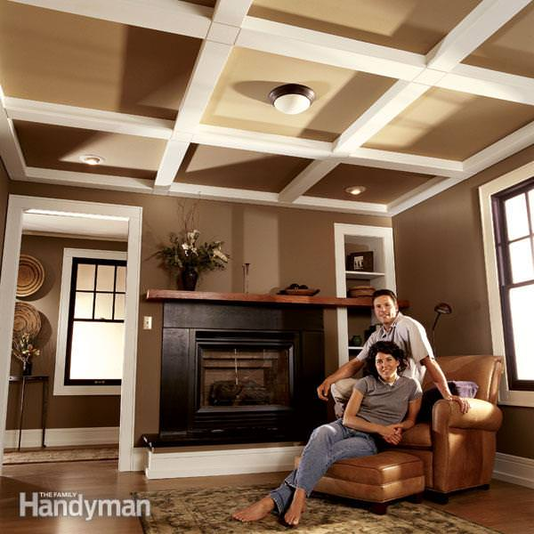 Accent Ceilings Are The New Accent Walls Decorating