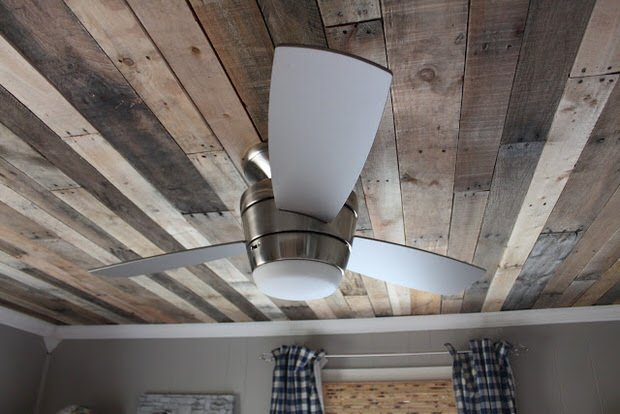 accent ceilings are the new accent walls! | decorating your small