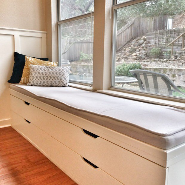 12 Fabulous Functional Diy Storage Benches Decorating Your Small Space