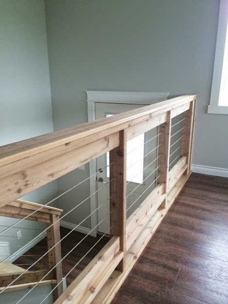 DIY Stair Railing Projects amp Makeovers Decorating Your