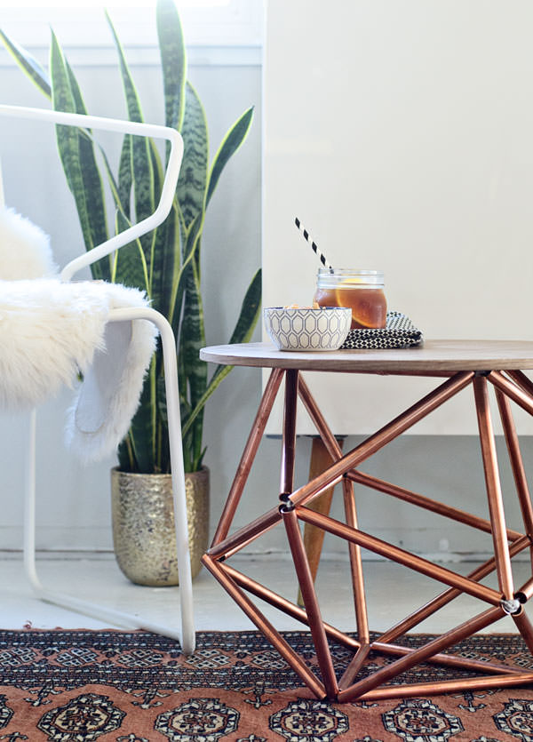 Do It Yourself Stunning Side Tables