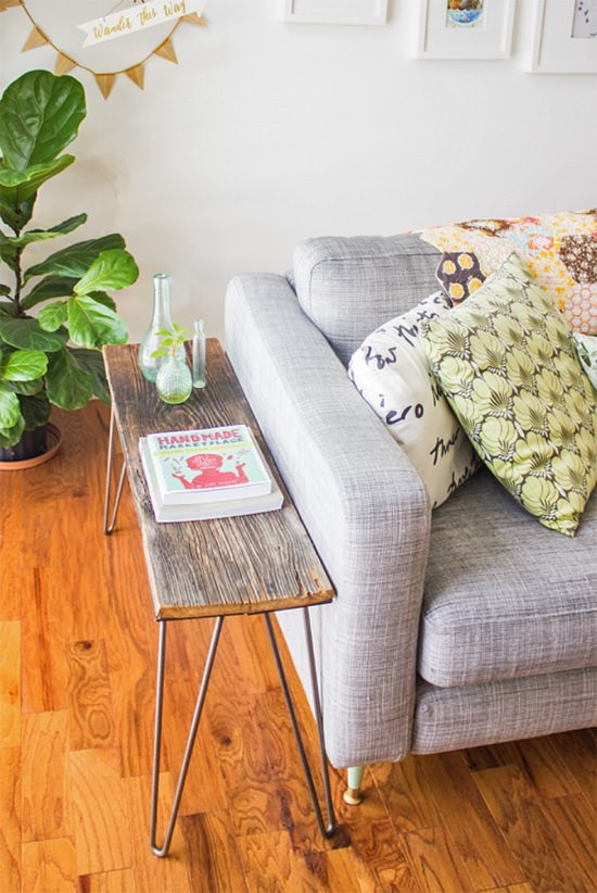 do it yourself stunning side tables 5