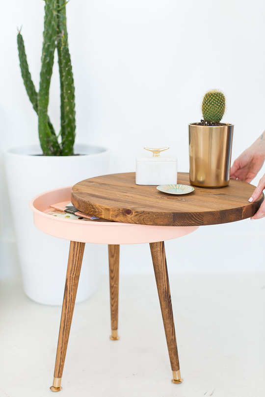 do it yourself stunning side tables 8
