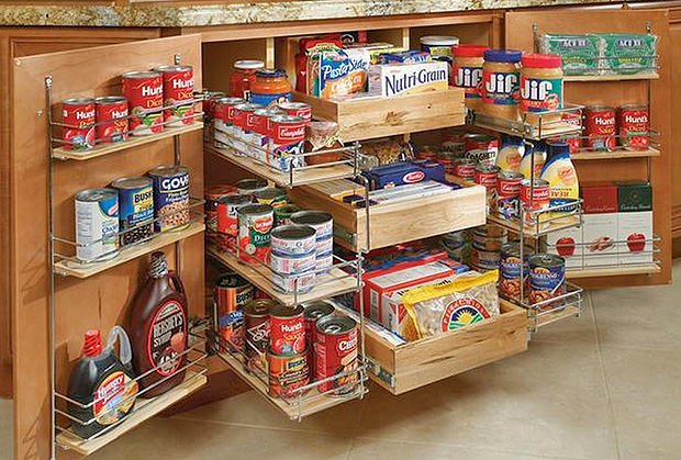 10 Ways To Organize Your Pantry