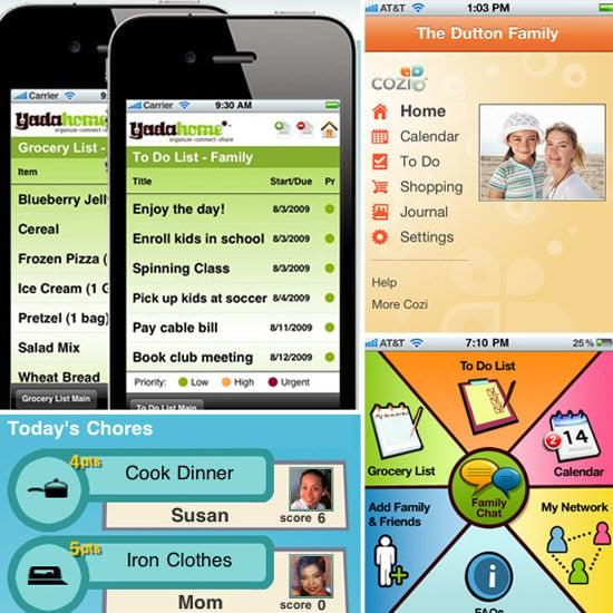 Apps-Family-Organization