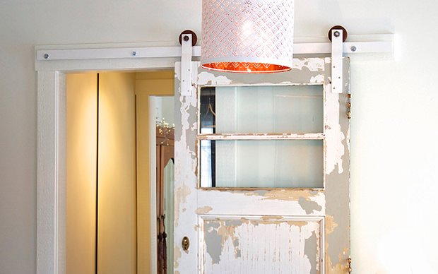 DIY Sensational Sliding Doors