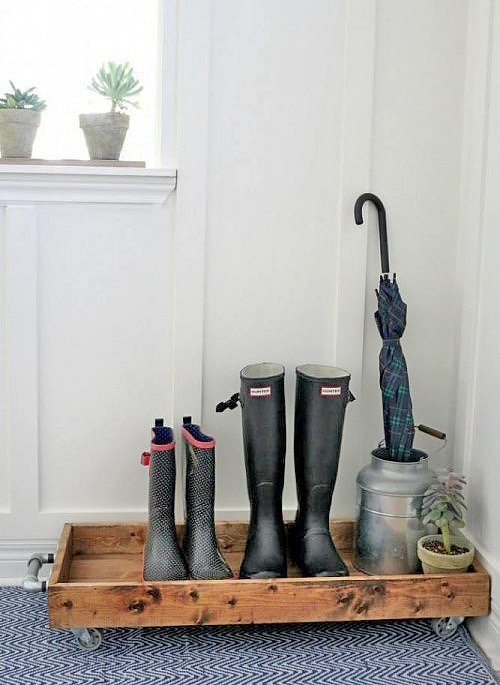 Space Saving Projects On Wheels 10