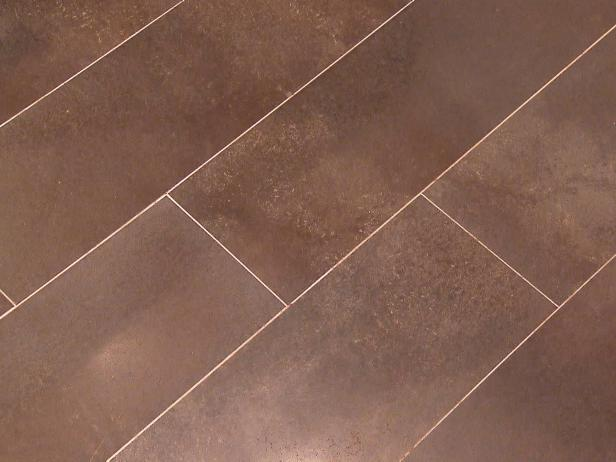 How to tile floors - 3