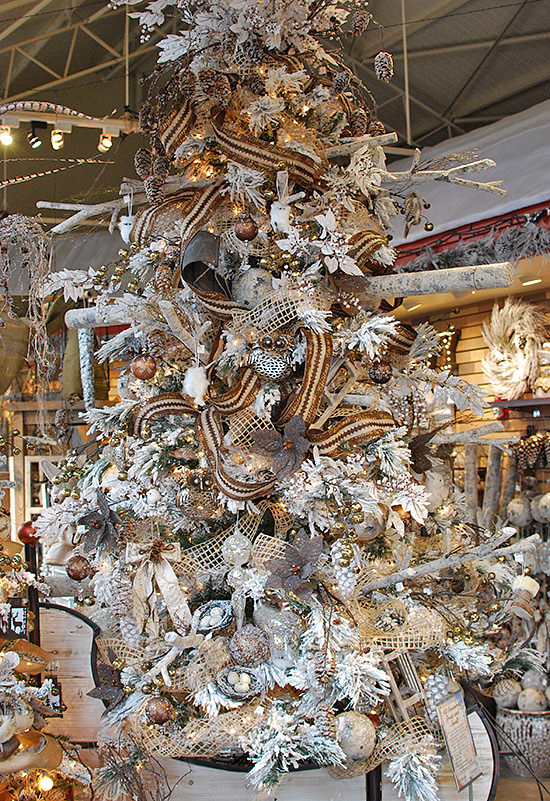 Our Local Gift & Garden Center Tour - Christmas Inspiration 3