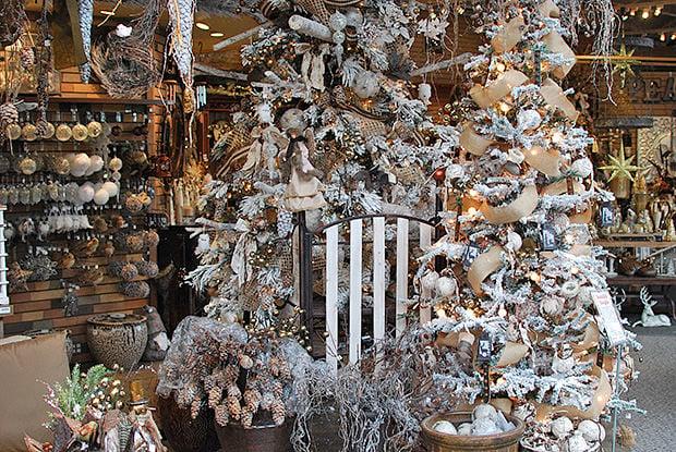 Our Local Gift & Garden Center Tour - Christmas Inspiration 4