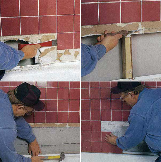 Quick Bathroom Repairs 12