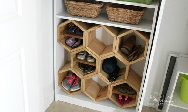 Shoe storage projects for small spaces decorating your small space - Shoe rack designs for small spaces decoration ...