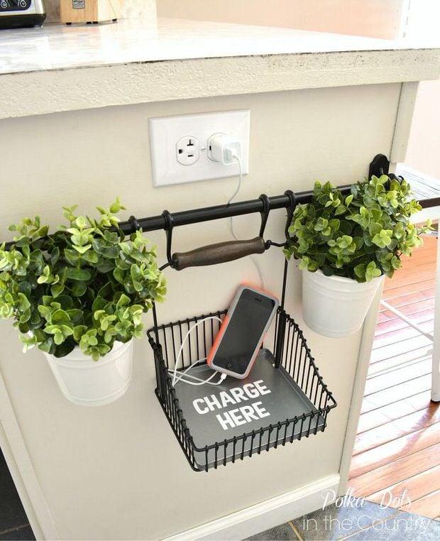 DIY charging station-7