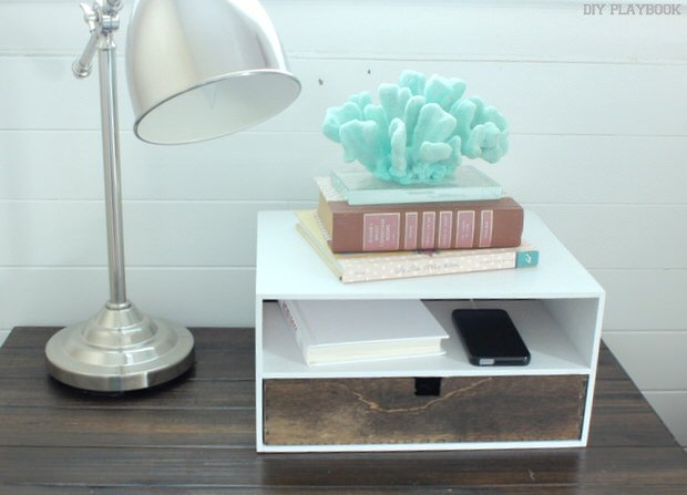 Do it yourself clever charging stations decorating your Diy cell phone charging station