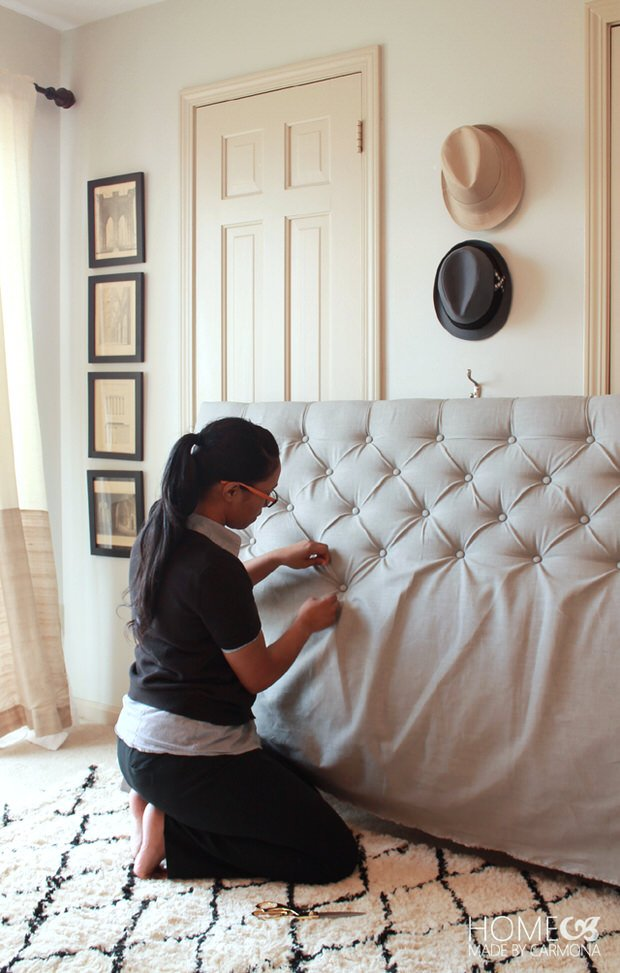 How To Reupholster >> How To Reupholster Almost Anything Ohmeohmy Blog