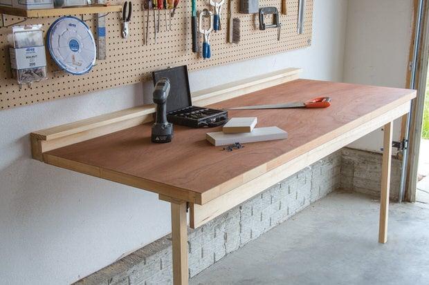 DIY work bench-4