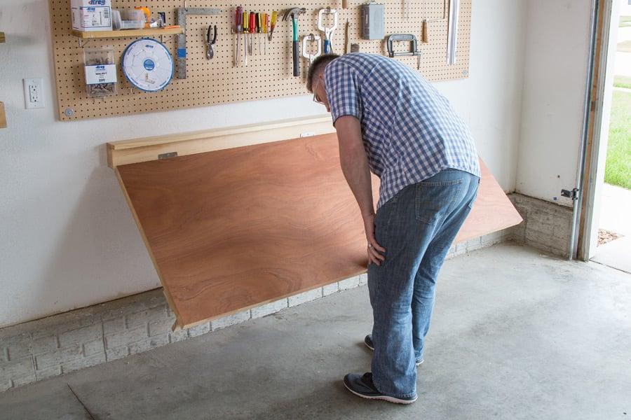 DIY work bench-5