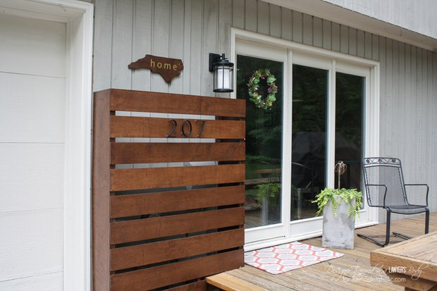 Hide The Ugly How To Hide Outdoor Eyesores Decorating