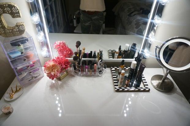 DIY vanity mirror-4