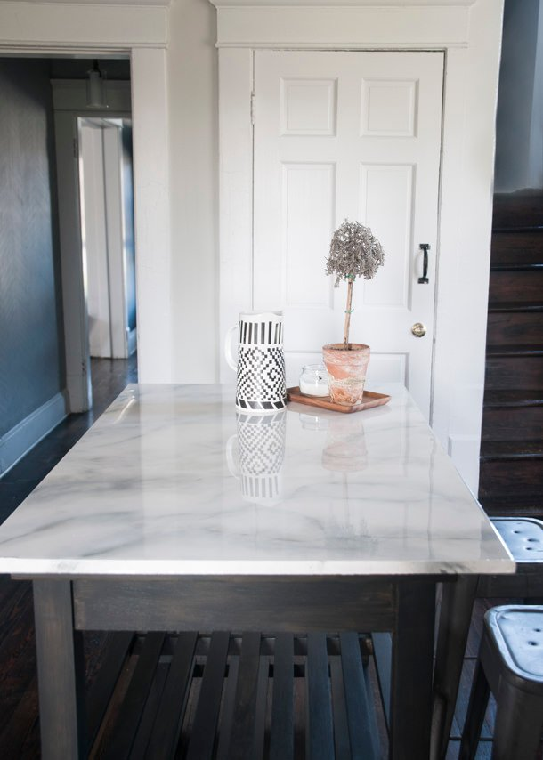 DIY painted counters-3