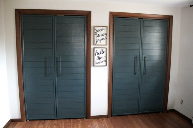 Diy Interior Door Makeovers 1