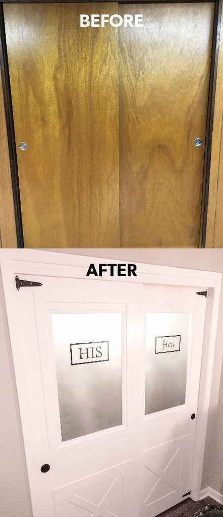 DIY interior door makeovers-5