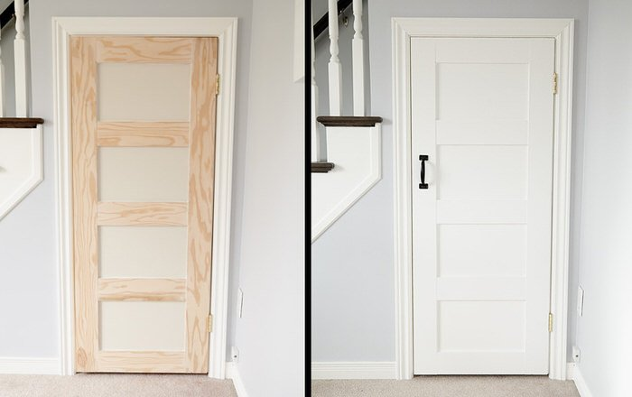DIY Interior Door Makeovers