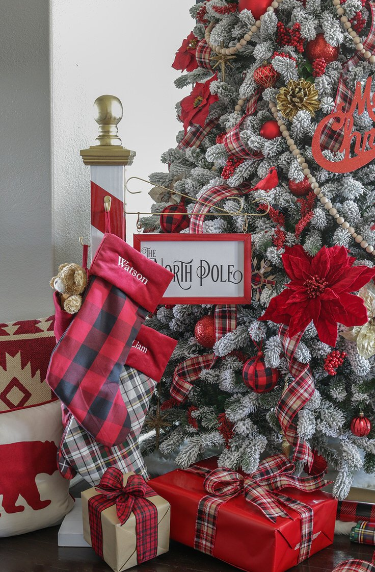 from scissors and spatulasis the perfect example of diy stocking hangers you cannot get in a store i love these old worldly feeling and the vintage - Decorative Christmas Stocking Holders