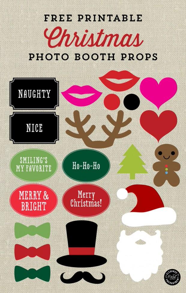 Free Christmas printables-18