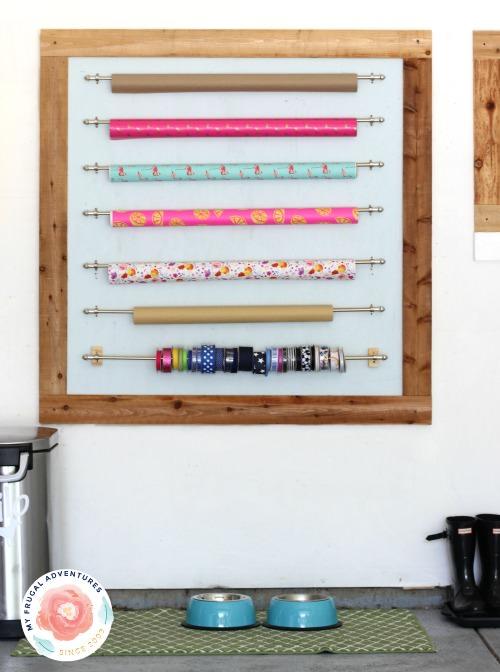 Organize gift wrap-2