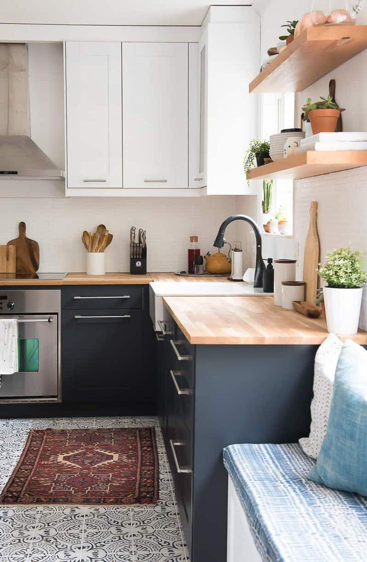 Install a New Kitchen Backsplash. Want the easiest kitchen backsplash ever? Then install a peel and stick backsplash with this tutorial from 'Craving Some ...