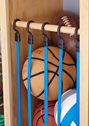 Merveilleux Garage Sports Storage Ideas. U0027