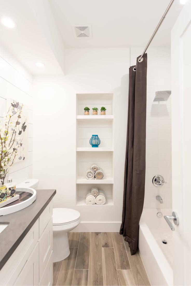 Small Bathroom Ideas Amp Diy Projects Ohmeohmy Blog