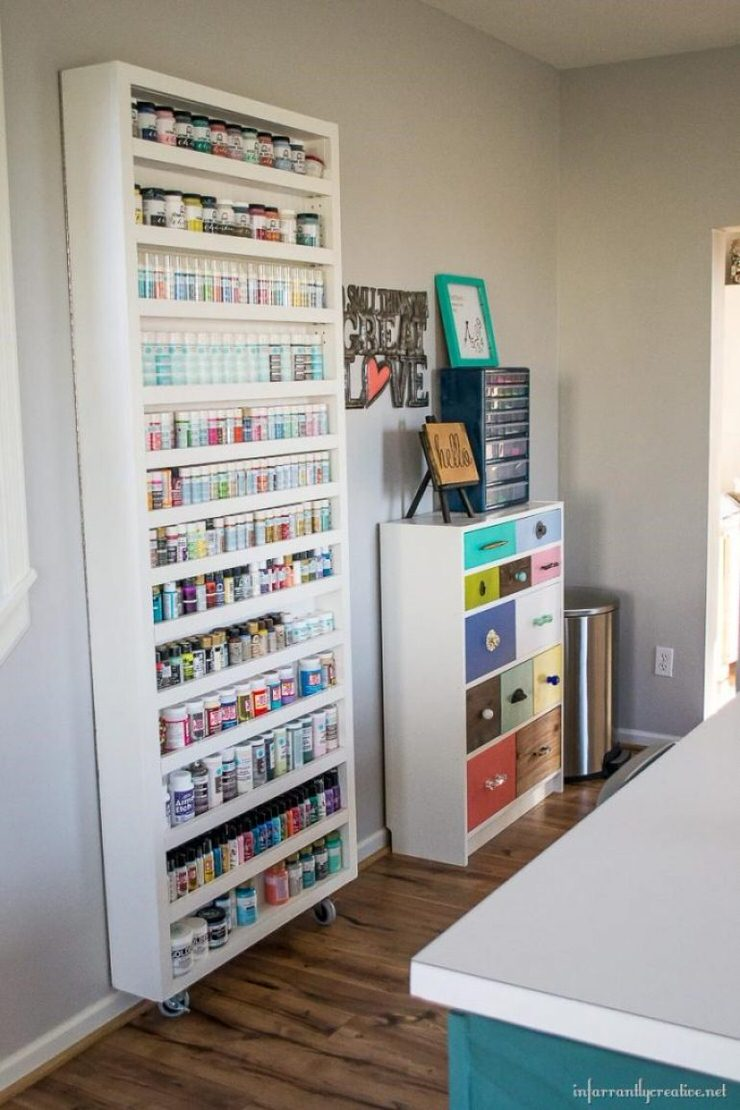 Craft Storage Ideas Organizing Tips Ohmeohmy Blog
