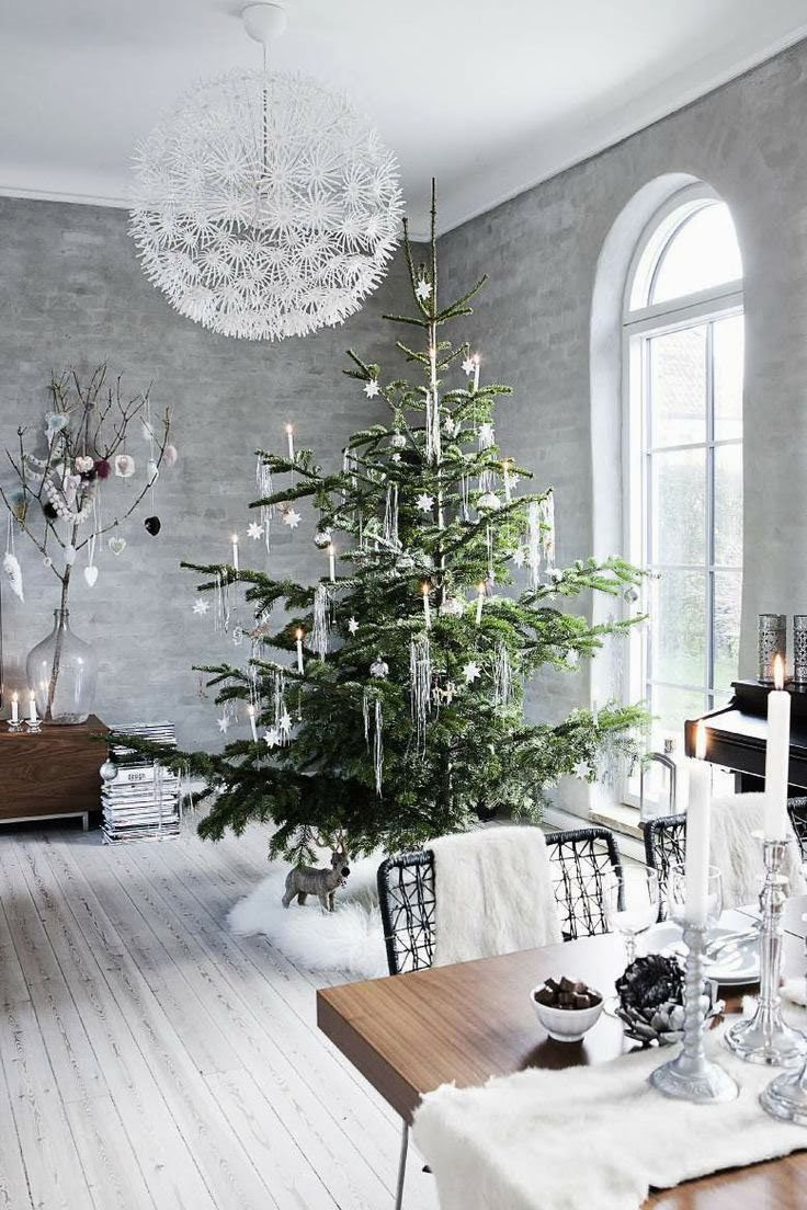 modern christmas themes ideas