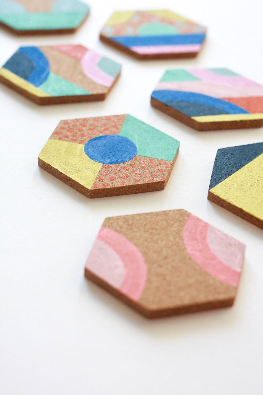 15 Cool & Classy DIY Coasters
