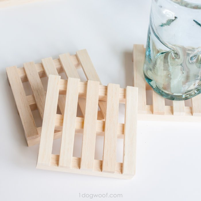 15 Cool Amp Classy Diy Coasters Decorating Your Small Space