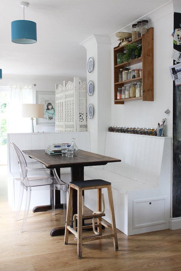 Diy Dining Nooks And Banquettes Decorating Your Small Space