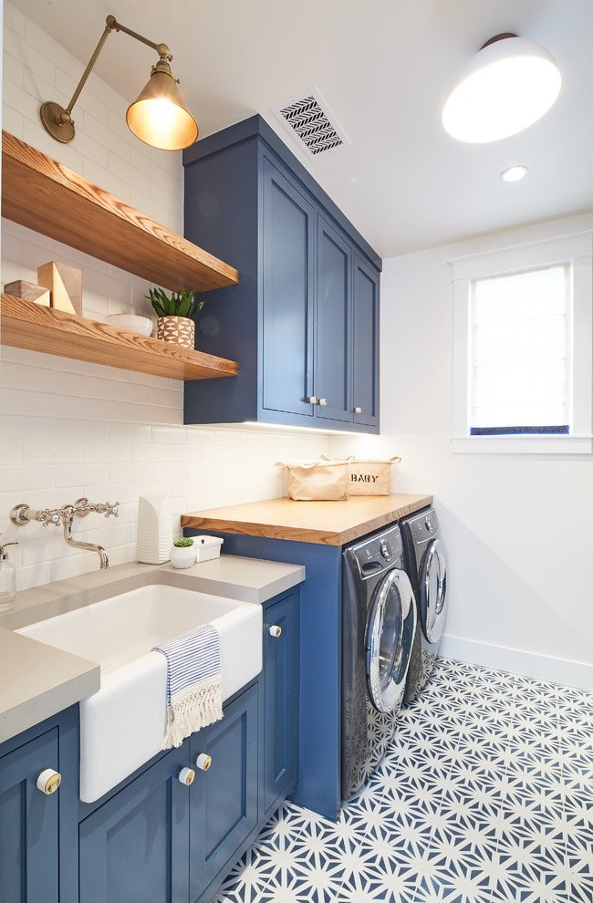 14 Laundry Room Design Ideas That Will Make You Envious ...