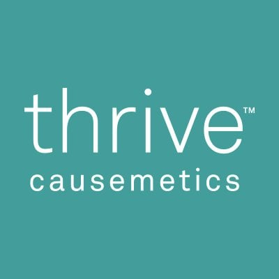 Best Cruelty Free Makeup Brands that Don't Cost a Fortune - thrive causemetics logo